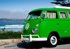 Some coastal touring, make your friends green with envy!