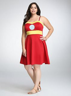 3e807b7a6b Marvel By Her Universe Iron Man Skater DressMarvel By Her Universe Iron Man Skater  Dress