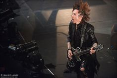 SUGIZO, The End Of The Dream Live Tour 2012-2013, Singapore