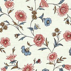 Andover Fabrics: Winterthur John Hewson A-5623-M