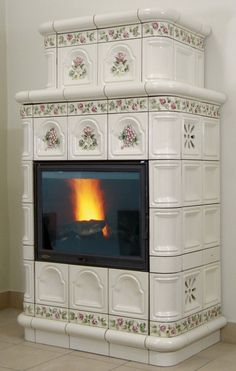 klasyczny piec kominek kaflowy t67 Rocket Stoves, Furniture Decor, French Furniture, Home Decor, Home Deco, Bedroom House Plans, Home Diy, Fireplace, Rustic House