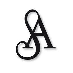 veronikk': monogram logó