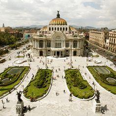 Bellas Artes, Mexico City | Mexico (by Roc Canals)