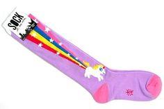 Unicorn Fart Rainbow Socks Must have for color run! Unicorn Farts, Rainbow Socks, Mary Sue, Leggings, Tights, Novelty Socks, Geek Girls, Rainbow Unicorn, Geek Culture