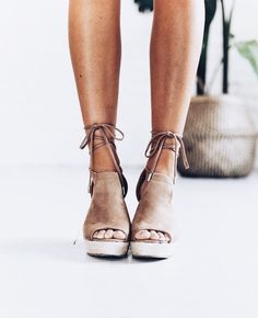 Image about girl in S L A Y Y Y by Anja on We Heart It Shoes Cool Lace-Up ShoesYou can find Wedges and more on our websit. Lace Up Shoes, Cute Shoes, Me Too Shoes, Daily Shoes, Sock Shoes, Shoe Boots, Crazy Shoes, Mode Inspiration, Mode Style