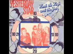 Hank The Knife & The Jets - Yesterday Star