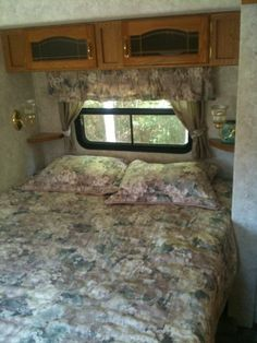 Rv Curtains On Pinterest Camper Curtains Rv Interior