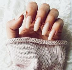 A manicure is a cosmetic elegance therapy for the finger nails and hands. A manicure could deal with just the hands, just the nails, or Nude Nails, Coffin Nails, Acrylic Nails Nude, Acrylic Nails Autumn, Classy Acrylic Nails, Beige Nails, Cream Nails, Neutral Nails, Autumn Nails