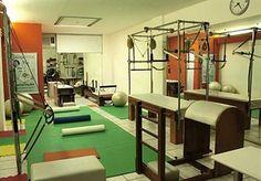 studio de pilates decoração - Pesquisa Google