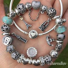 I did it! I registered www.charmdluv.com The journey has begun, ...exciting...it will probably take me a while to get the hang of it but I hope you will all help and guide me #pandoraaddict #pandorabracelet #pandorabracelets #pandoramurano #muranobeads #p