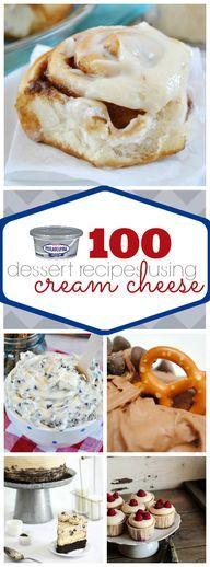 100 Dessert Recipes