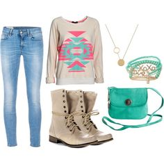 this whole outfit would pretty much be great thanks :)