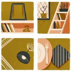 Processo do quadrinho novo . . . . . . . . . . #ilustração #illustration #hq #comics #quadrinhos #casa #home #artoftheday #myart