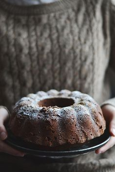 Chocolate Bundt Cake by me
