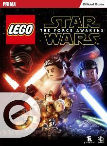 Lego Star Wars The Force Awakens Official eGuide - Prima Games Digital [Digital Download Add-On]