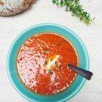 Tomatensoep,+vers+&+makkelijk+zelf+te+maken