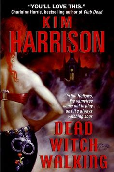 Kim Harrison's Rachel Morgan series are a lot of fun to read if you like alternate universe