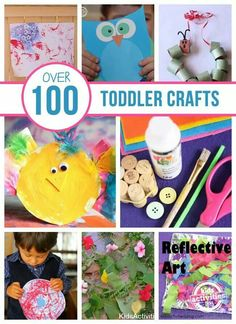 Ideas for toddlers