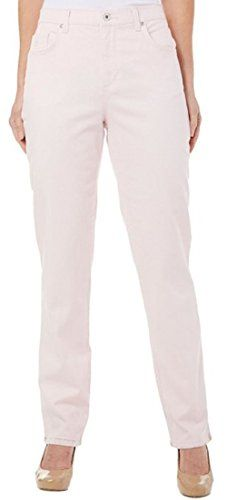 Gloria Vanderbilt Amanda Classic Fit Tapered Leg Womens Jeans Color Pink Lemonade 18 Average * You can get additional details at the image link. (This is an affiliate link) Casual Jeans, Women's Jeans, Denim Shorts, Amanda Jean, Curvy Jeans, Gloria Vanderbilt, Jean Outfits, Colored Jeans, Stretch Jeans
