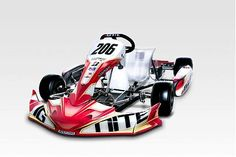 Margay Ignite Kart w/ Briggs Engine - Complete - Fastech-Racing Kart Shop, Atv Motocross, Go Kart Racing, Rc Hobbies, Karting, Race Cars, Engineering, Exotic Cars, Quad