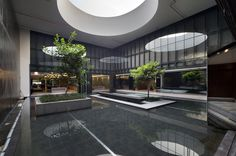 S P Setia Headquarters , Shah Alam, 2014 - SHATOTTO architecture for green living