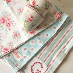 Teatowels de Greengate, lovely !