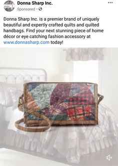 Quilted Handbags, Shopping Sites, Finding Yourself, Fashion Accessories, Quilts, Beautiful, Home Decor, Decoration Home, Room Decor