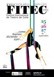 Cartel Festival FITEC 2015