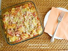 Hawaiian Pizza, Lasagna, Ethnic Recipes, Food, Pie, Essen, Meals, Yemek, Lasagne