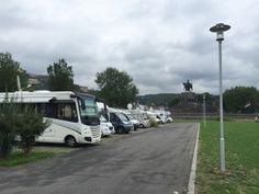 Wohnmobilstellplatz KNAUS Campingpark Rhein-Mosel/Koblenz Stellplätze Stellplätze Rheinland-Pfalz Mosel Rhein Stellplatz Wohnmobilstellplatz Wohnmobilstellplätze Womo Stellplätze