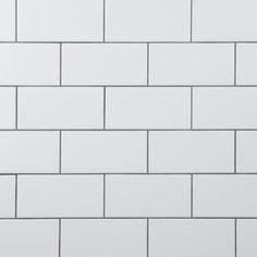 "Emser Tile Ciudad 2"" x 2"" Ceramic Mosaic Tile | Wayfair Ceramic Subway Tile, Glass Mosaic Tiles, Marble Mosaic, White Wall Tiles, White Walls, Fireplace Facade, Crown Heights, Feature Tiles, Pink"