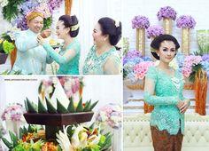 Midodareni Night, or known as the eve of the wedding