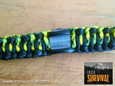 The Adventure Bracelet by Wazoo Survival: A Product Review  -Paracord bracelets have become very popular over the last few years especially since our world is going downhill and we face an uncertain future.  In preparing for a disaster, paracord bracelets have made their way to become part of our every day survival gea