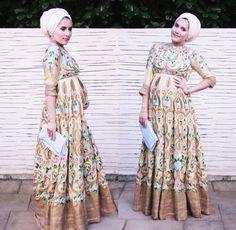 Modest Maternity Dress