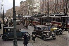 Aleje Jerozolimskie, XX-lecie międzywojenne
