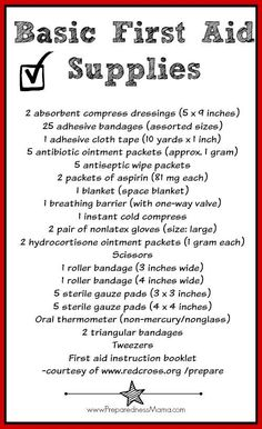 10 Prepper Supply Items You Can Buy at Costco   Get Your Supplies in Bulk and on a Budget   How to Prepare for Natural Disasters   First Aid Kit Guide for the Family by Survival Life at survivallife.com/...