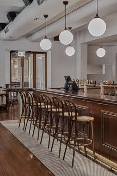 Restaurant Interior Design, Commercial Interior Design, Elegant Bedroom Design, Cafe Counter, Classic Bar, Elks, French Cafe, Wine Case, Bar Lounge