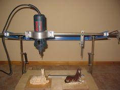станки фотография деревообрабатывающие станки Копировально-фрезерный станок Дупликарвер