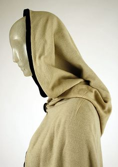 Evening cape, Madeleine Vionnet (French Date: 1936–37