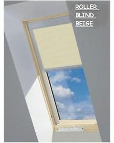 Blinds Screen for FAKRO Egress Skylight Roof Window | eBay