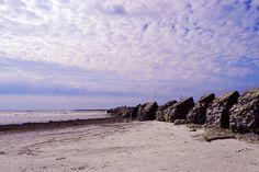the main beach in the latvian city of liepāja #latvia #beach