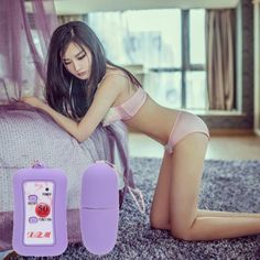 Vibrator 50-band Wireless Remote Control Vibration Tiaodan Vibrating Egg for Adult Sexy Toy