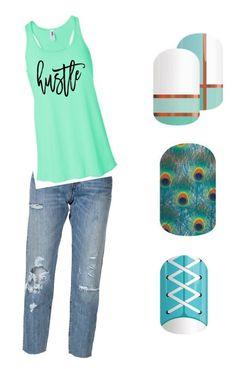 Which would you choose for this outfit? #HopscotchJN #EyeOnYouJN #GoingTheDistanceJN  www.sochicnails.com.au   #Jamberry #JamberryNails #NailArt #NailWraps #ImAJamGirl #WomensFashion