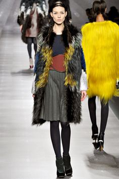 Fendi Fall 2012 Ready-to-Wear Collection on Style.com: Complete Collection