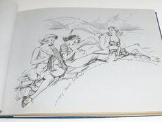 1941 Vintage My School Memories Book//Unused Mint Condition//Diary/Journal. $45.00, via Etsy.