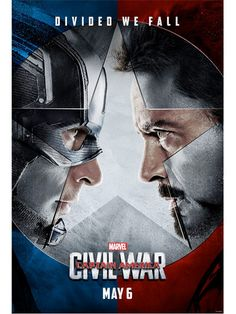 It's Evans vs. Downey! The First Captain America: Civil War Trailer Teases Epic Battle with Iron Man| Captain America, Iron Man, Jimmy Kimmel Live!, Movie News, Chris Evans