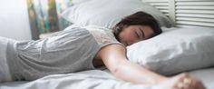 Semplice esercizio per addormentarti in meno di 1 minuto