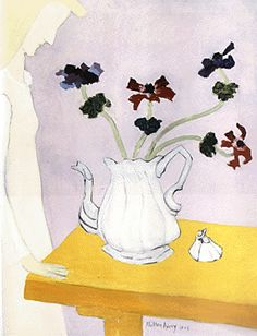 Anemones Artwork By Milton Avery Oil Painting & Art Prints On Canvas For Sale Henri Matisse, Mark Rothko, Art And Illustration, Illustrations, Gouache, Canvas Art Prints, Flower Art, Cactus Flower, Collages