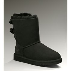 Ugg Hot Sale Classic Black Ugg Bailey Bow 1002954 Ugg Boots For Womens Ugg