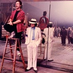 You've been struck by a Smooth Criminal ♥